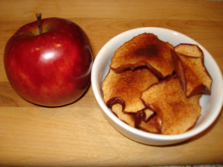 Chewy Apple Chips