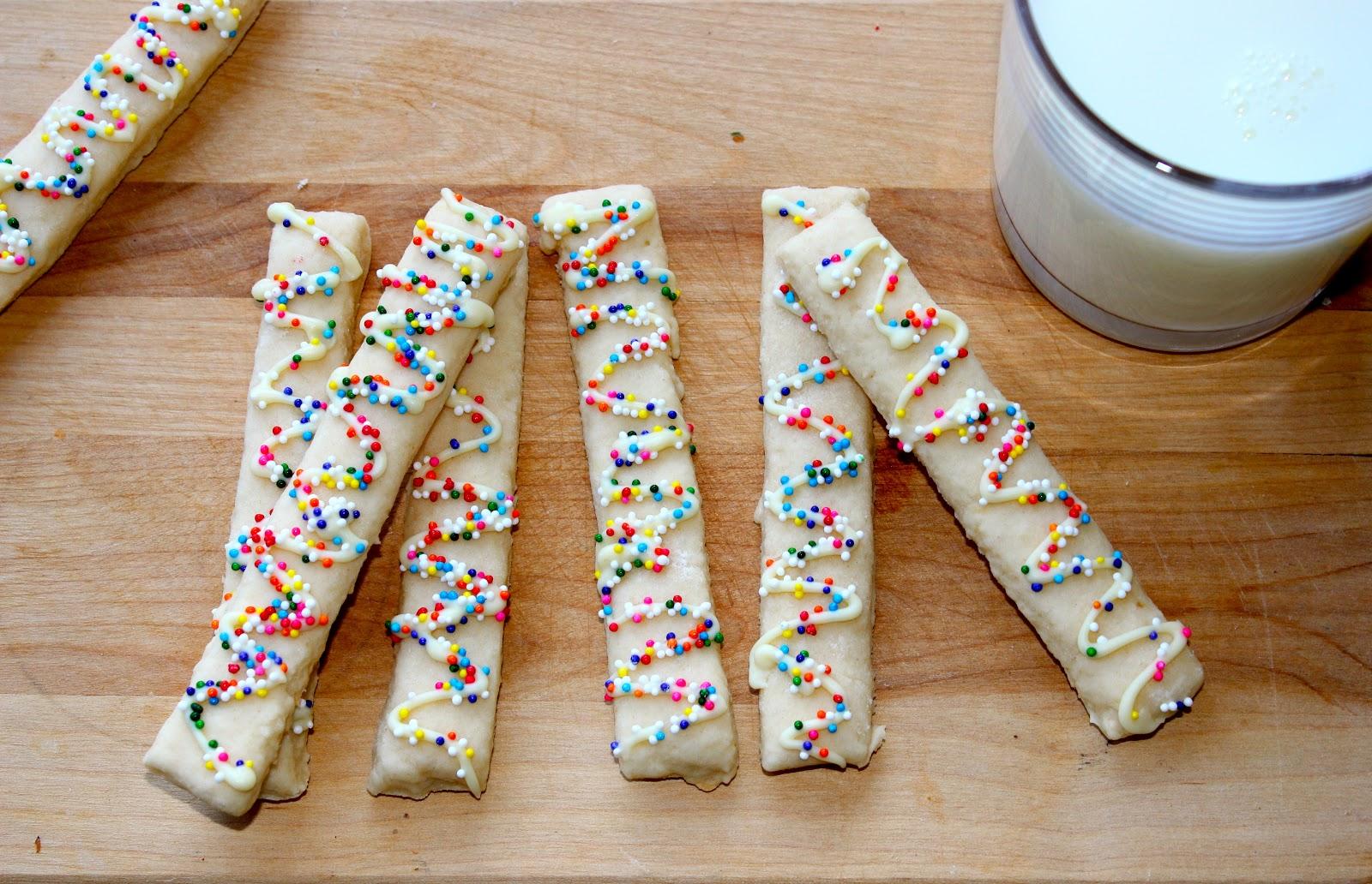 Guilt-Free Vanilla Cookie Sticks - 360 Family Nutrition