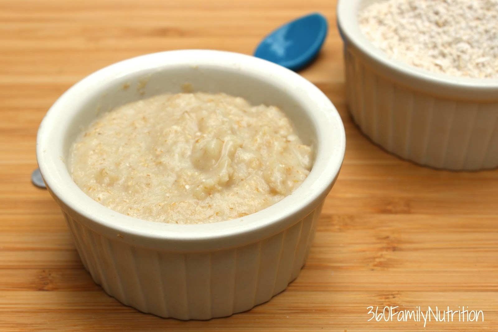 Baby banana oatmeal 360 family nutrition baby banana oatmeal baby uncategorized serve your little one this easy homemade baby food recipe forumfinder Image collections