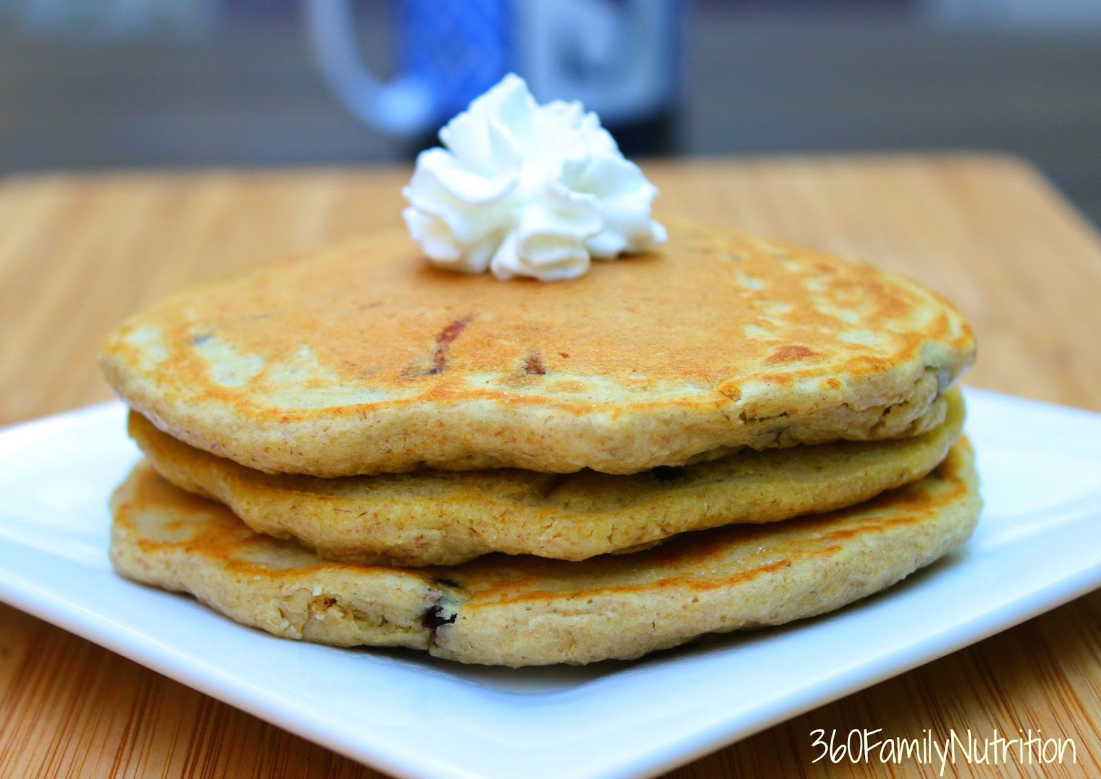 How Many Calories Does Chocolate Chip Pancakes Have