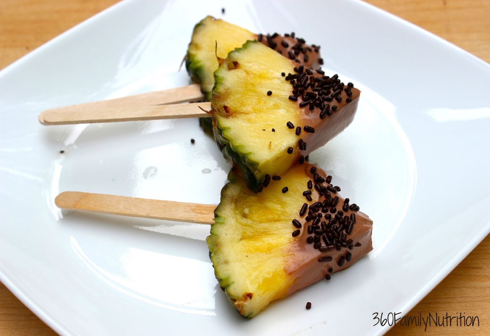 Can You Dip Pineapple In Chocolate