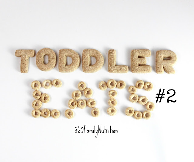 What My Toddler Eats 2