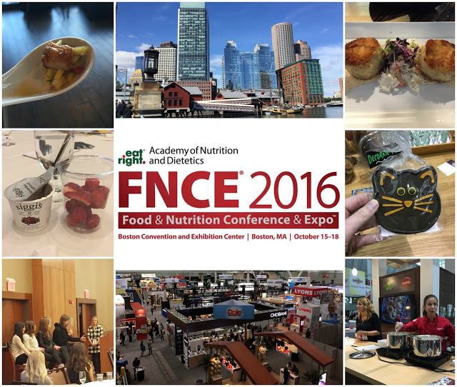 Food and Nutrition Conference & Expo: 2016 Recap