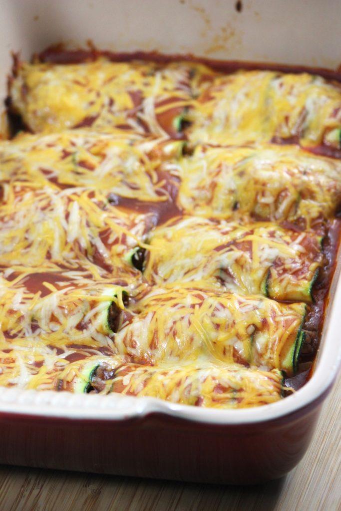 Low Carb Enchilada