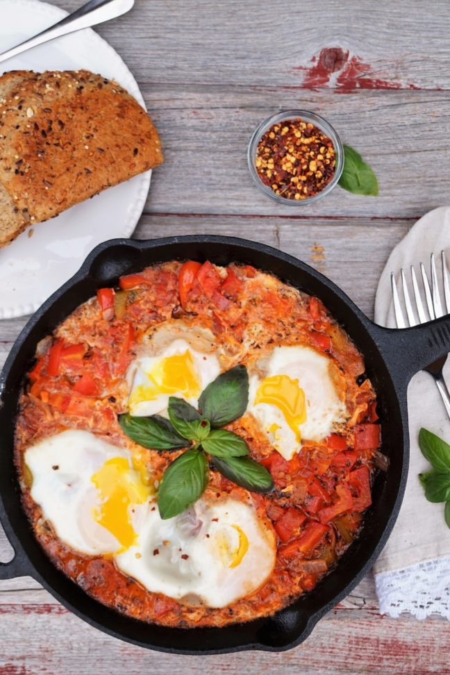 Fertility Foods Book – Shakshuka Recipe